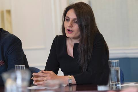 Sally Azarmi, founder, Azarmi Legal Services
